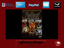 Fallout Classic Collection Steam Key Pc Game Download Code Neu Blitzversand