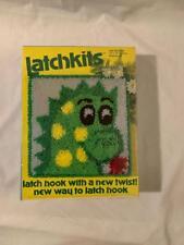 New listing Vintage Latchkits 209 dragon Betty Wilkinson