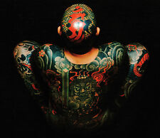 RANSHO Masato Sudo Japanese Tattoo New Slipcased Book NUMBERED & AUTHOR SIGNED!