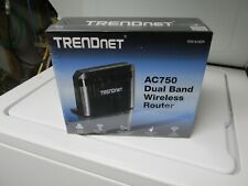 TRENDnet Wireless AC750 Dual Band Router, TEW-810DR by TRENDnet