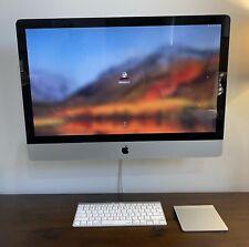 """Apple iMac 27"""" w/1TB SSD OWC Upgrade, 3.1GHz Intel Core i5, max RAM (Mid-2011)"""