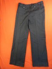 BUI de Barbara Bui Pantalon  Taille 36 Fr - Noir - Taille Haute