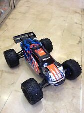 EREVO 2 TSM BRUSHLESS TRUGGY 1:10 +110KMH 2.4GHZ TQI TRAXXAS 86086-4 COLOR VERDE