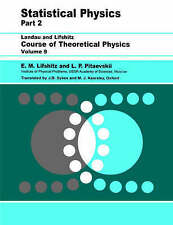 Statistical Physics, Part 2: Volume 9 (Pt 2) (Pt 2)-ExLibrary
