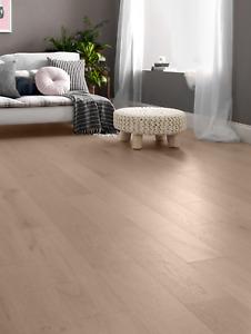 Style Beach Oak Engineered Wood Flooring 1.08m2 (£22.00 per m2) SAVE 40% OFF RRP