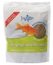 FishScience Everyday Floating Pond Fish Food Sticks (10L Bucket)