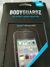 BODYGUARDZ Screen Protection HD iPhone 4 4S NEW
