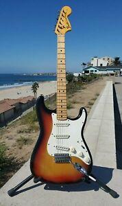 1975 Fender Stratocaster w/OHSC