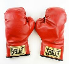 Vintage Everlast Boxing Gloves 14 oz Yellow Tag Made In USA