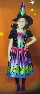 Halloween Pretty Enchanted Witch Fancy Dress Hat Dressing up Costume H16