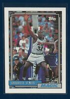 💥Shaquille O'Neal HOF 1992-93 Topps Basketball Rookie Card RC #362 NICE!!!💥