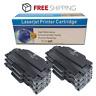 6PK MLT-D105L Black Toner For Samsung ML-2525 2525W 2581 SCX-4610K SF-650 SF-651