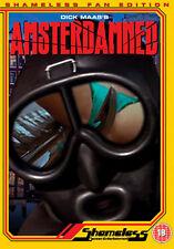 AMSTERDAMNED - DVD - REGION 2 UK