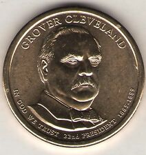 US. 2012-D. Grover Cleveland. 22nd President (1885-88) UNC