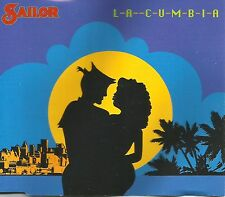 SAILOR La Cumbia RADIO & CUMBIA & TROPICAL MIXES UK CD Single SEALED USA Seller
