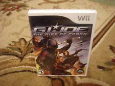 G.I. Joe: The Rise of Cobra  (Wii, 2009)