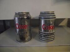 Coca Cola light diet can Jean Paul Gaultier coke - special edition - full & new