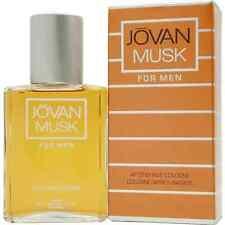 Jovan Musk Aftershave Cologne for Men 4 oz