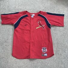 More details for st louis cardinals #5 pujols 90s mlb baseball stitched jersey size xl - vintage