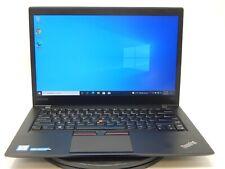 New listing Lenovo ThinkPad T460s Intel 6Th Gen i5-6200U @ 2.3Ghz 8Gb Ram 128Gb M.2Win 10