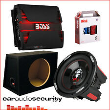 "BOSS Audio Systems Phantom 12 ""BASS package deal 2500 W AUTO SUB & amp pacchetto"