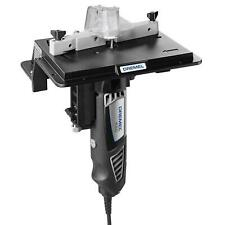 Dremel Rotary Tool Shaper Router Table to Sand Edge Groove and Slot Wood 231