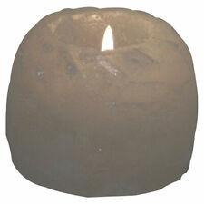 Sel de L'Himalaya Lampes Support Lampe Thé Mini Blanc Sel 2