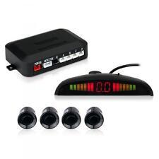 4 Parking Sensors Auto Car LED Display Reverse Backup Radar System Kit