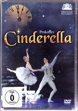 DVD PROKOFIEV: CINDERELLA Elisha Willis Iain Mackay Marion Tait David Bintley HD
