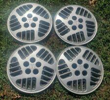"Set of 4 OEM 1992-1994 Pontiac Grand AM Sunbird 14"" Hubcap Wheel Covers 22549100"