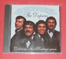 The Duprees - Delicious - The Heritage years -- CD / Oldies