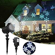 Greenclick Christmas Decoration Projector Lights IP65 Waterproof Spotlights