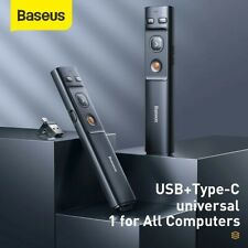 More details for baseus laser wireless presenter usb and type c  ***( uk stock) ***