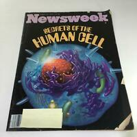 Newsweek Magazine: August 20 1979 - Secrets Of The Human Cell