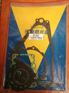 Mitaka Full Engine Gasket Set Suzuki RM 80 RM80 1986-1988
