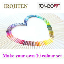 Tombow : Irojiten colour pencil set: Your choice of 10 colour pencil