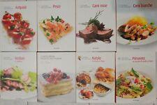L'enciclopedia della cucina Italiana De Agostini/Mondadori -  8 volumi