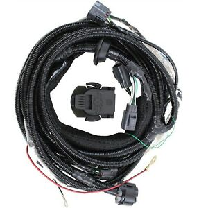 🔥 Mopar Trailer Towing Tow Wiring Harness for Jeep Liberty Dodge Nitro 🔥