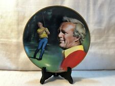 Arnold Palmer The Athlete of the Decade Hackett American Par Edition Golf Plate
