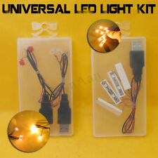 Universal LED Licht Beleuchtung Kit Für Lego Toy 10220 21108 USB Interface Light