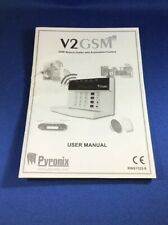 Pyronix V2 GSM Speech/Text Dialler User Manual