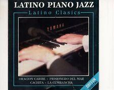 CD LATINO PIANO JAZZLatino classicsUS EX+ORFEON  (A4543)