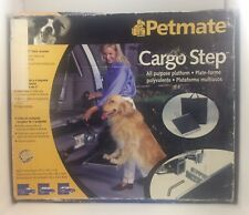 Dog Pet Step Multi Use Ramp Stair SUV VAN 300 Pound Load Rating Heavy Duty