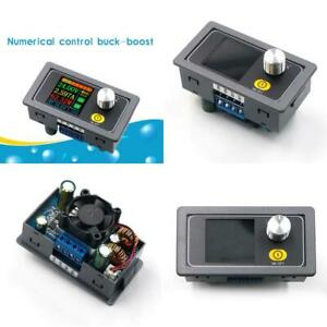 Xys3580 Dc Dc Buck Boost Converter Cc Cv 0.6-36V 5A Power Module Adjustable Regu