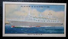 SS ROTTERDAM  Holland America Line    Superb  Vintage Card  VGC