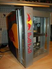 Red bull baby fridge used works great