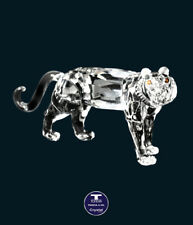 "[SPECIAL OFFER] ""A Tiger"" Austrian Crystal Figurine was AU$57.00"
