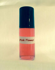 Pink Flower Aquolina Type 1.3oz Large Roll On Fragrance Perfume Women Oil