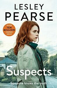 Suspects: The Sunday Times Top 5 Bestseller by Pearse, Lesley Book The Cheap