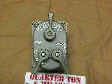 Jeep Willys M38 M38A1 M151 24V head light switch three lever NEW!